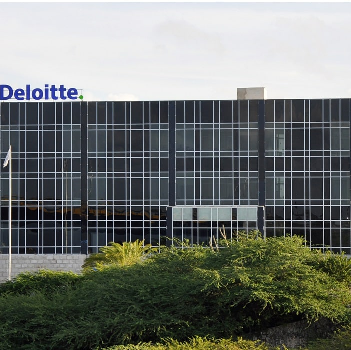Cura 231 Ao Office Deloitte Dutch Caribbean