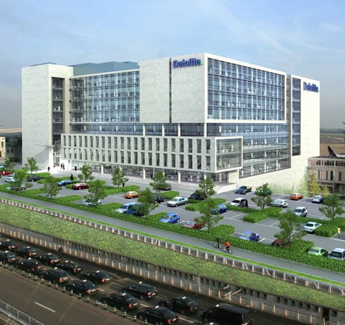 Deloitte Chooses Gateway Building At Brussels Airport