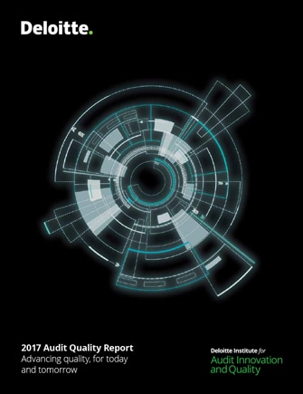Download the 2016 Audit Quality report
