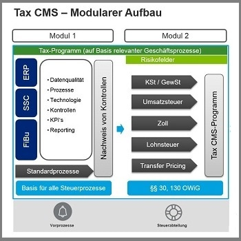 tax compliance management system | steuer iks | cms