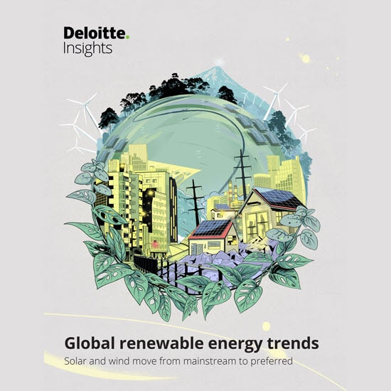 Global Renewable Energy Trends 2018