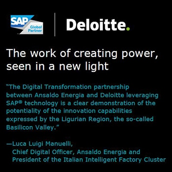 SAP: Case studies | Deloitte | Technology services