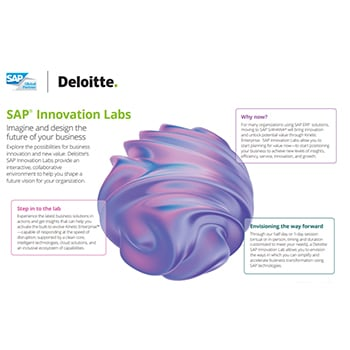 SAP Innovation Labs