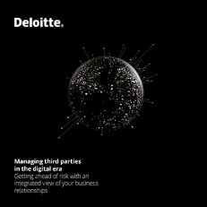 Managing third parties in the digital era