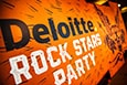 Deloitte Rock Party 2017