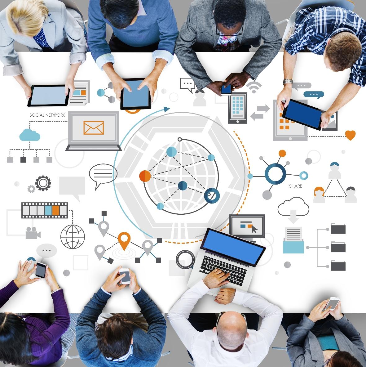 Data visualization deloitte academy for Oficinas deloitte