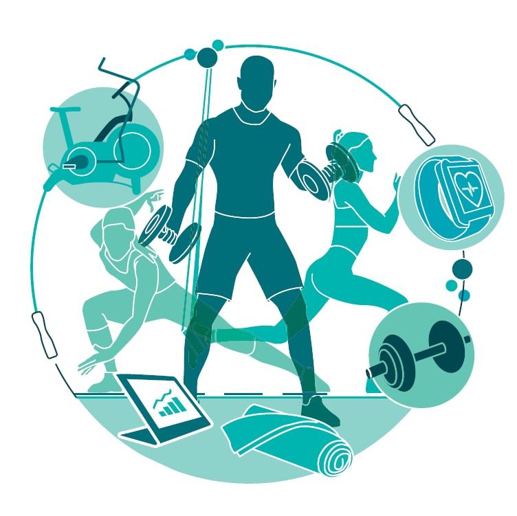 Blisko 3 miliony Polaków korzysta z klubów fitness   Deloitte