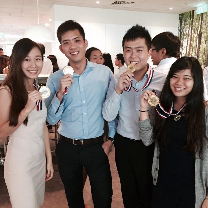 My Deloitte Internship Experience Deloitte Singapore