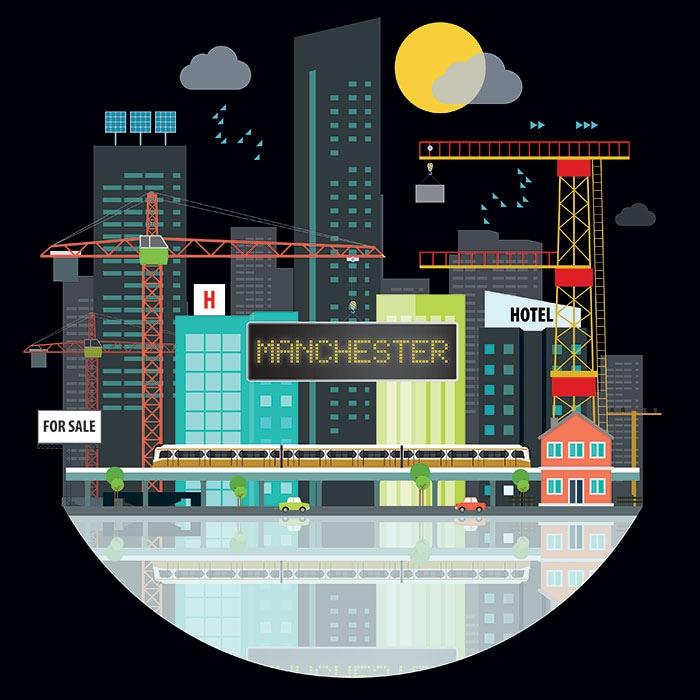 Manchester Crane Survey | Deloitte UK