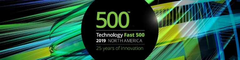 57bd57fc00eed0 2019 Technology Fast 500™ awards
