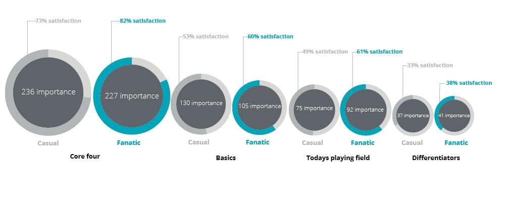 Stadium Experience and Fan Satisfaction Survey   Deloitte US