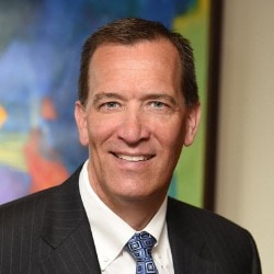 pete shimer chief financial officer finance administration