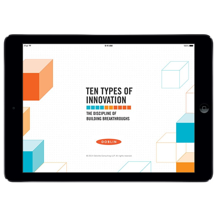 Ten types of innovation deloitte us monitor deloitte ten types of innovation app for ipad fandeluxe Images