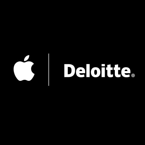 Deloitte and Apple announce partnership to help clients
