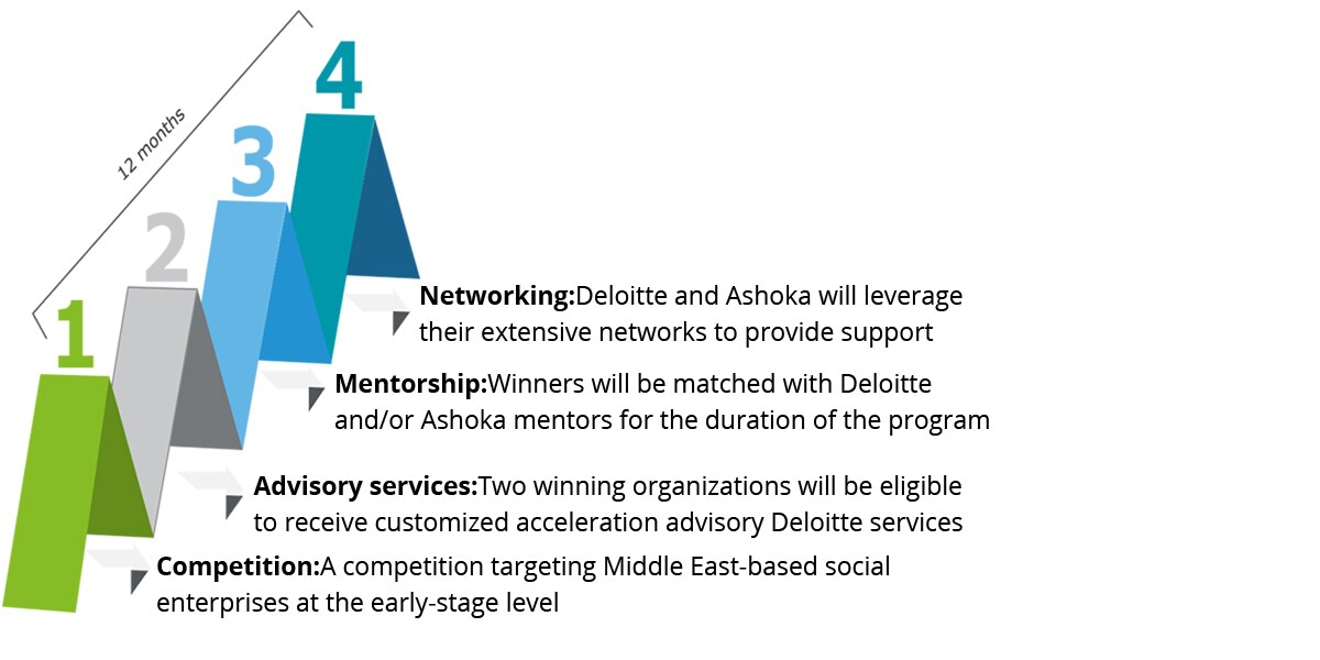 Deloitte Accelerator for Social Innovation (DASI)