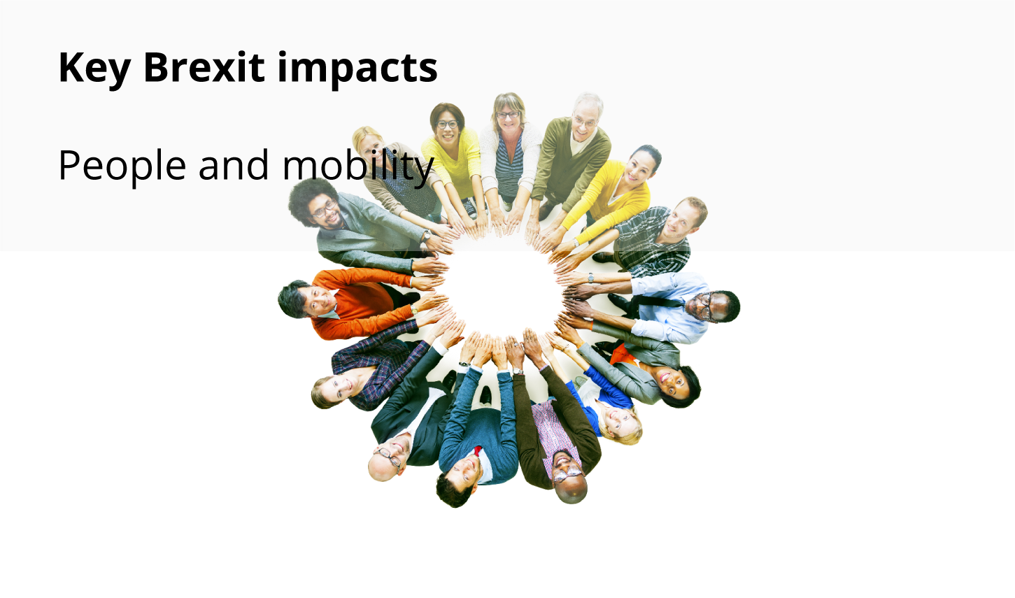 Key Brexit impacts: People and mobility