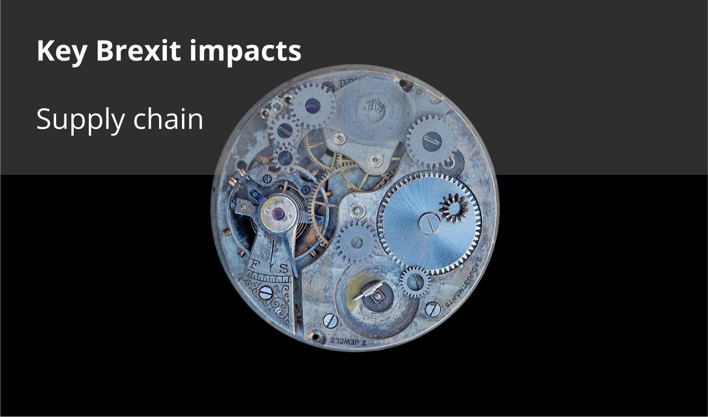 Key Brexit impacts: Supply chain