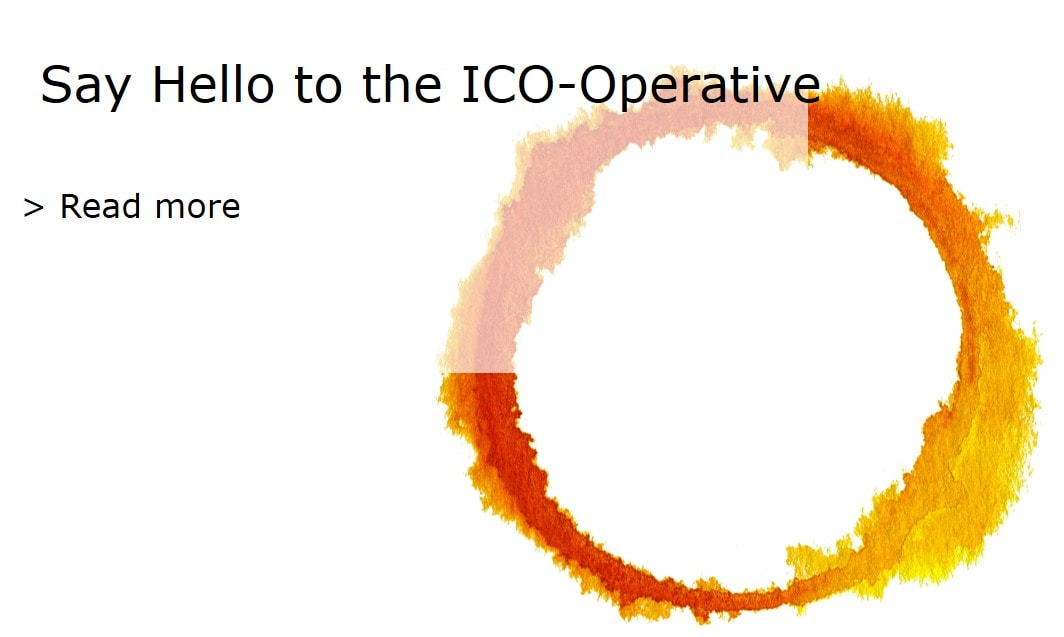 Say Hello to the ICO-Operative