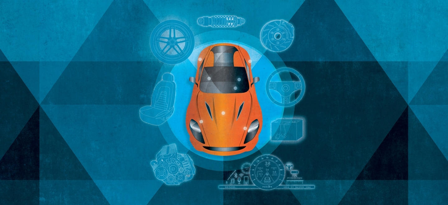 The future of mobility and the evolving automotive value