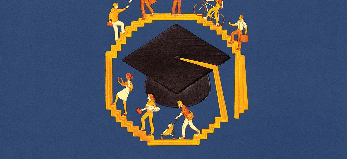 Improving Student Success In Higher Education Deloitte Insights