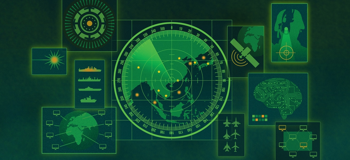 How omnipresence is key to US military strategy | Deloitte Insights