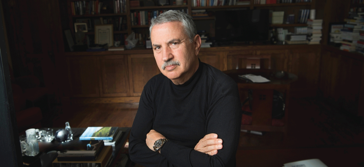 Tom Friedman interview: Jobs, learning, and the future of work | Deloitte  Insights.