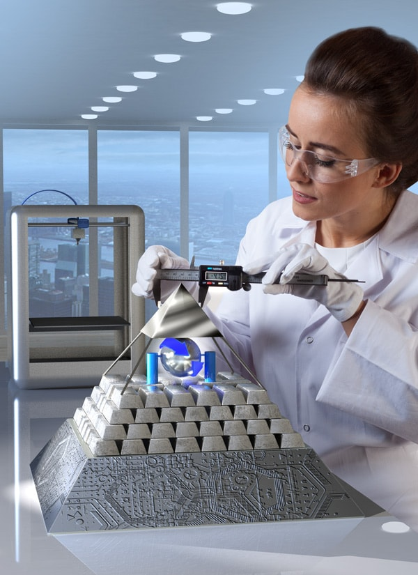 3D printing for quality assurance in manufacturing