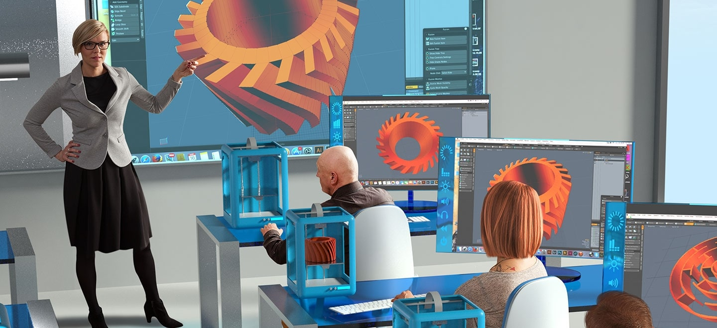 Additive manufacturing and the talent gap | Deloitte Insights