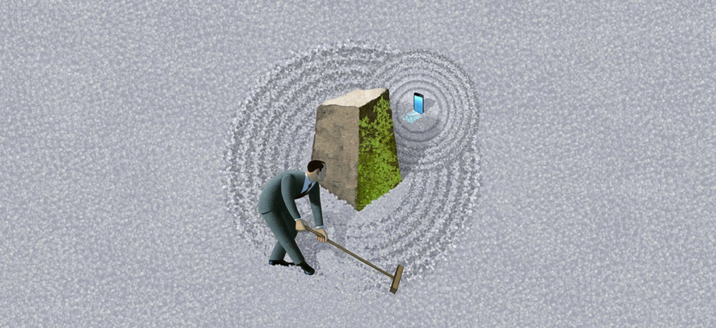 Negative impacts of technology in the workplace | Deloitte