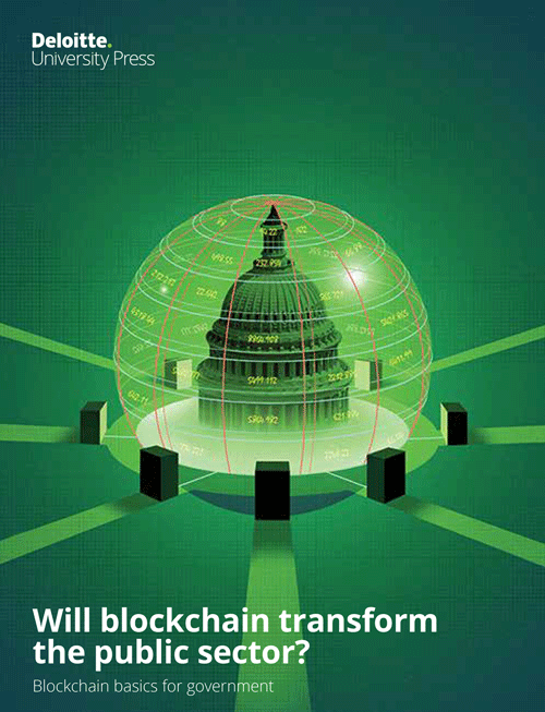 Will blockchain transform the public sector?