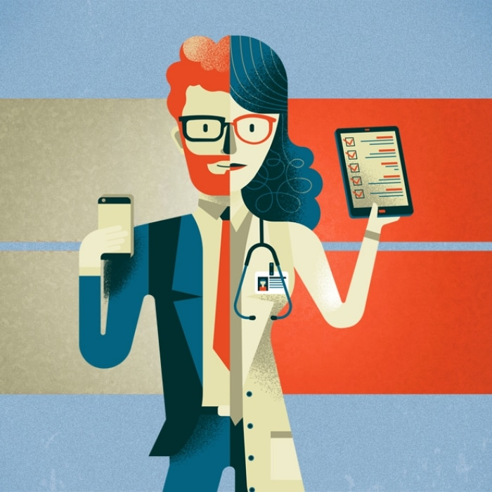 How do health care consumers and physicians perceive virtual care?
