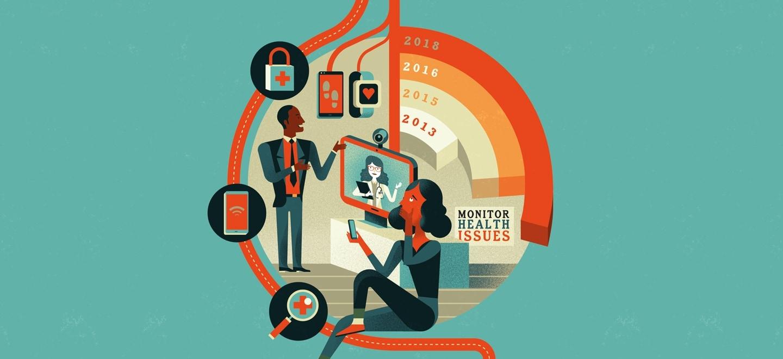 Survey: Consumer interest in app enabled fitness sensors