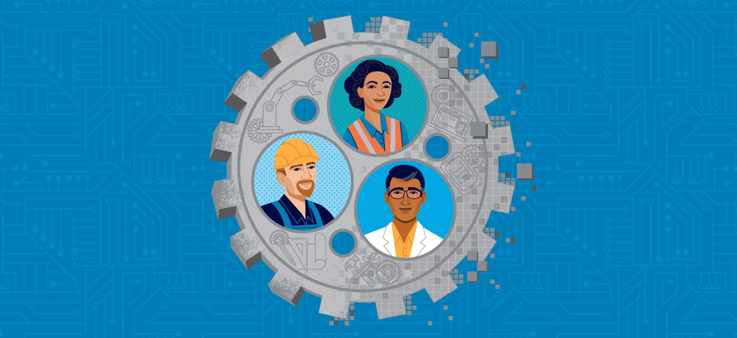 The future of work in manufacturing | Deloitte Insights