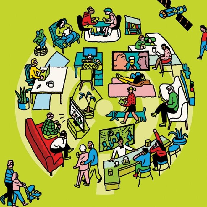 Digital media segments: Looking beyond generations