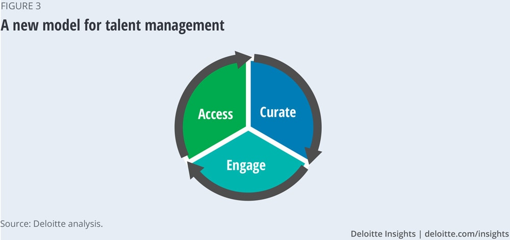 A new model for talent management