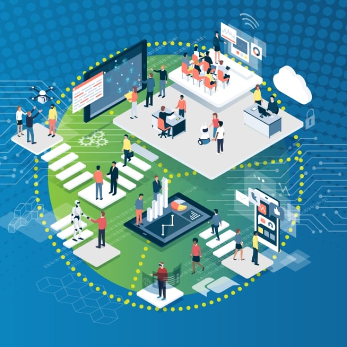 The future of work in technology