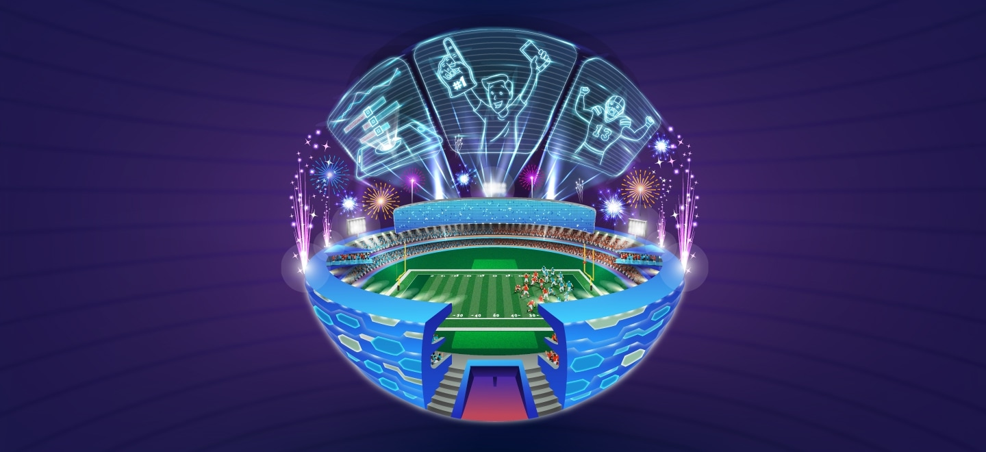 Creating a better in-stadium fan experience | Deloitte Insights