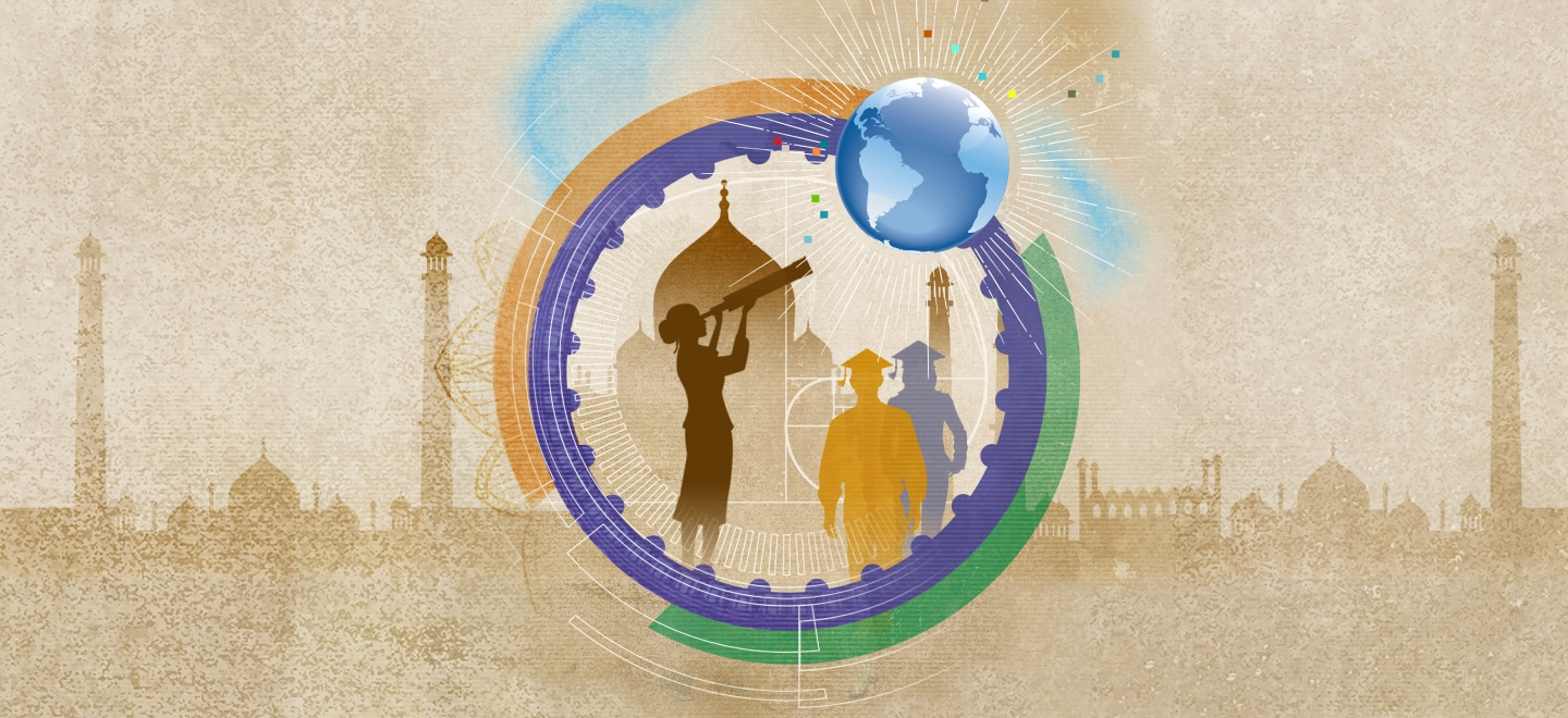 Higher Education In India The New Paradigm Deloitte Insights