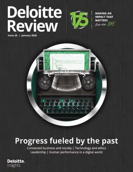 Deloitte Review issue 26