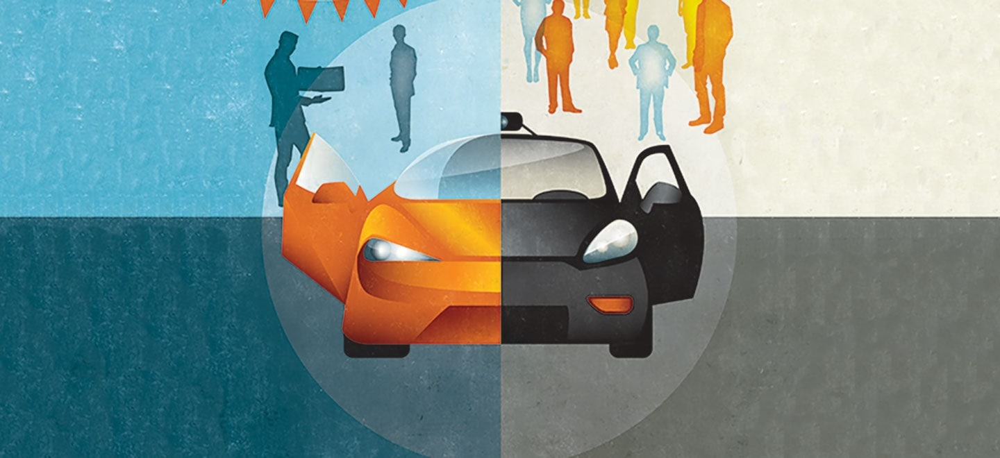 The mobility ecosystem in the automotive retail industry