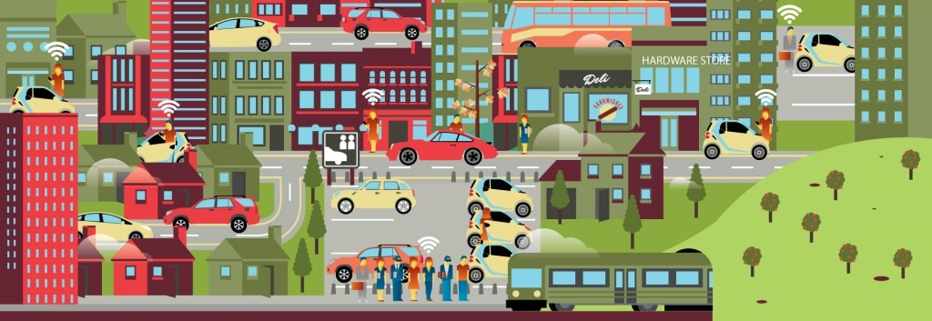 Smart mobility: Carsharing   Deloitte Insights
