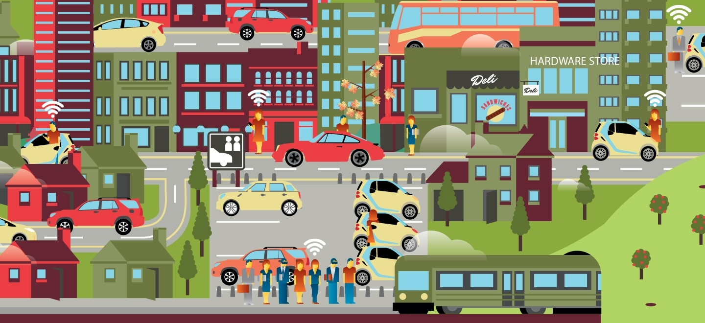 Smart Mobility Carsharing Deloitte Insights