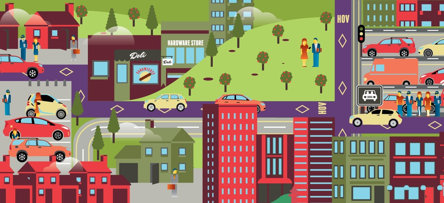 Smart mobility: Ridesharing | Deloitte Insights