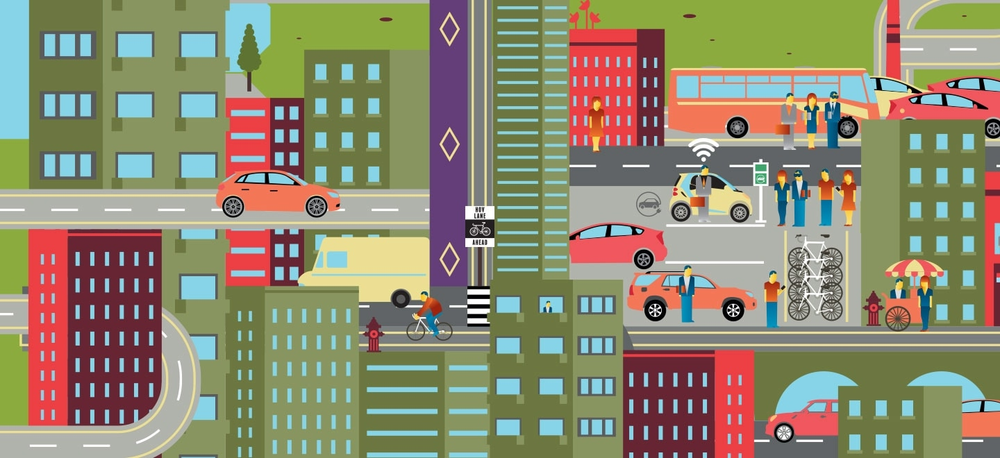 Smart mobility trends | Deloitte Insights