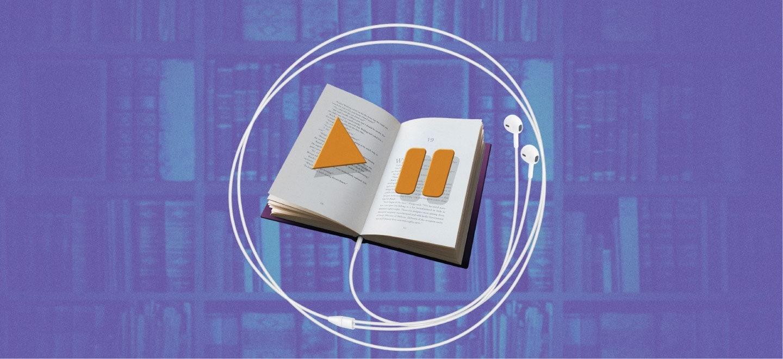 app noting audio book podcast