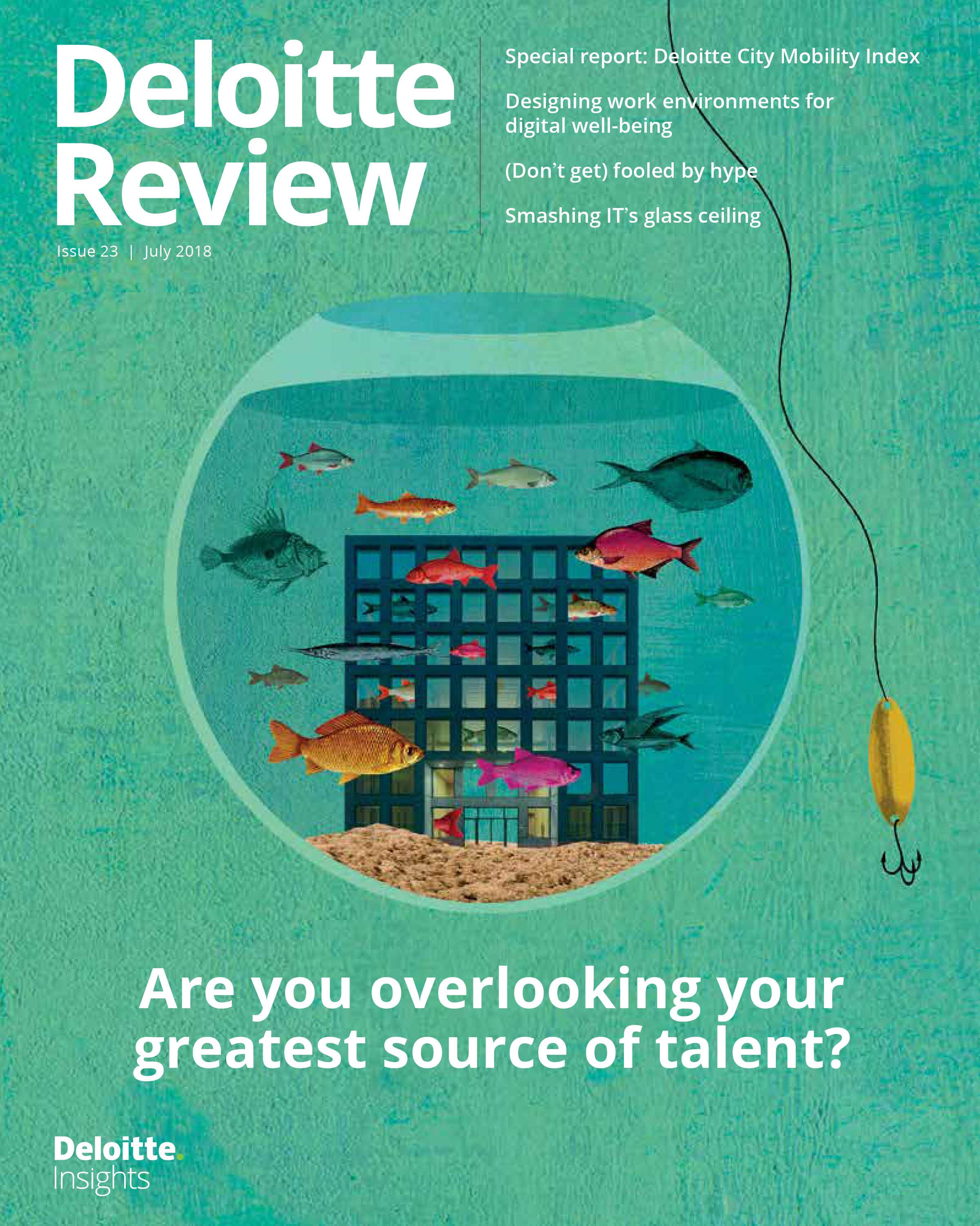 Deloitte Review issue 23