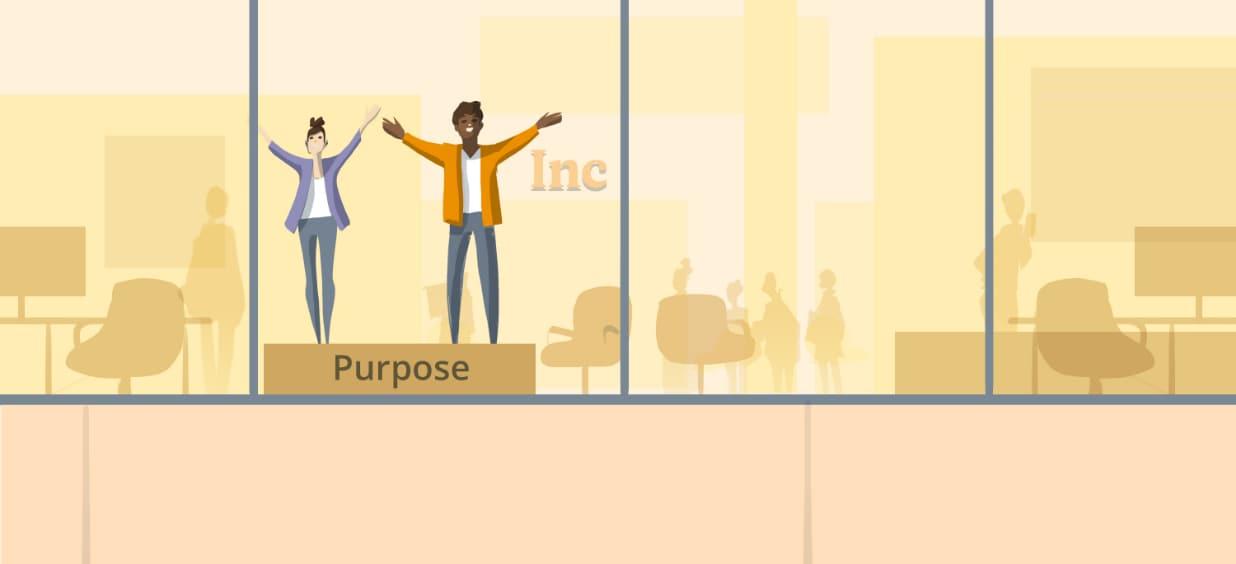 Purpose unleashed
